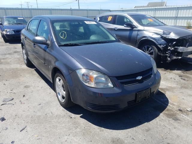 Salvage 2008 CHEVROLET COBALT - Small image. Lot 46348731