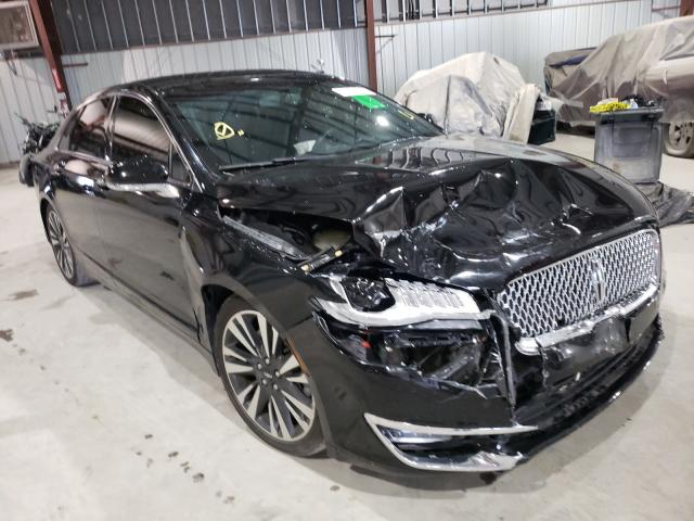 Salvage cars for sale from Copart Apopka, FL: 2017 Lincoln MKZ Reserv