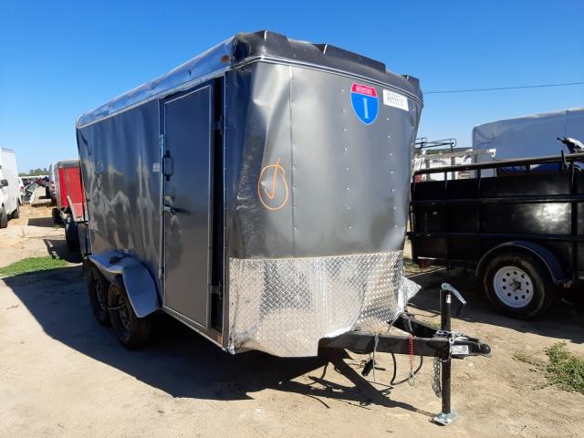 2021 Ints Cargo Trailer en venta en Fresno, CA