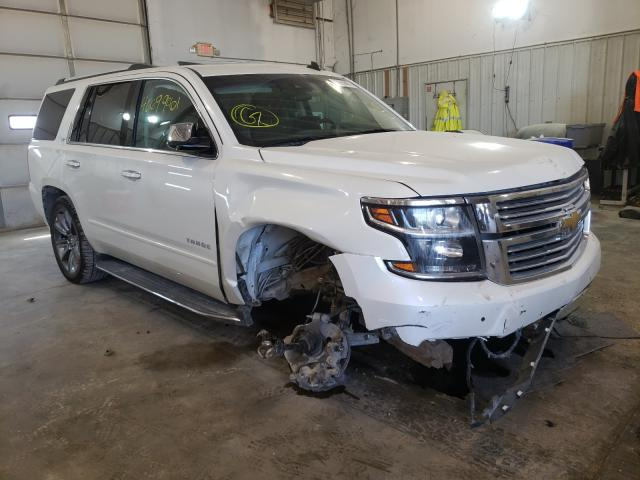 Salvage cars for sale from Copart Columbia, MO: 2015 Chevrolet Tahoe K150