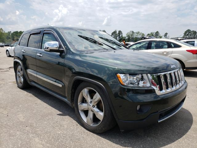 Salvage cars for sale from Copart Dunn, NC: 2011 Jeep Grand Cherokee