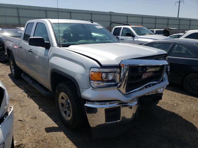 Salvage cars for sale from Copart Albuquerque, NM: 2015 GMC Sierra K15
