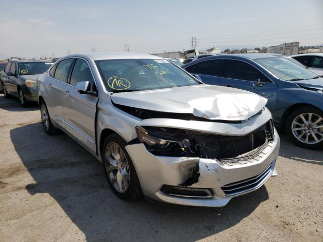 Salvage cars for sale from Copart Tucson, AZ: 2020 Chevrolet Impala PRE