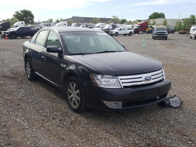 Vehiculos salvage en venta de Copart Billings, MT: 2008 Ford Taurus SEL