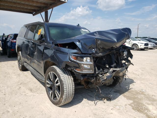 Salvage cars for sale from Copart Temple, TX: 2020 Chevrolet Suburban K