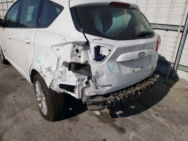 2017 FORD C-MAX SE 1FADP5AU7HL118123