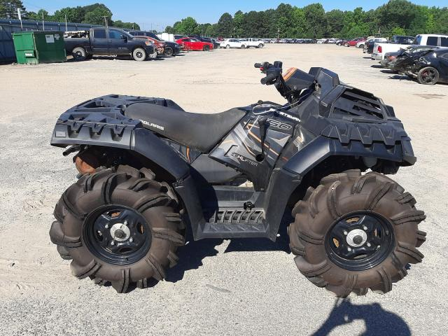 Salvage motorcycles for sale at Conway, AR auction: 2019 Polaris Sportsman