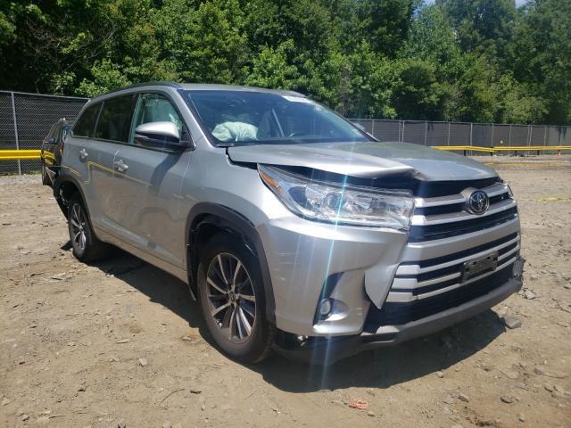 Vehiculos salvage en venta de Copart Waldorf, MD: 2018 Toyota Highlander