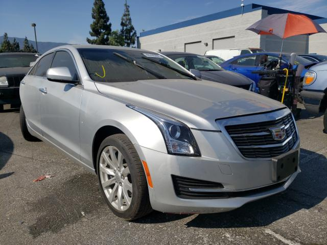 Cadillac ATS salvage cars for sale: 2018 Cadillac ATS