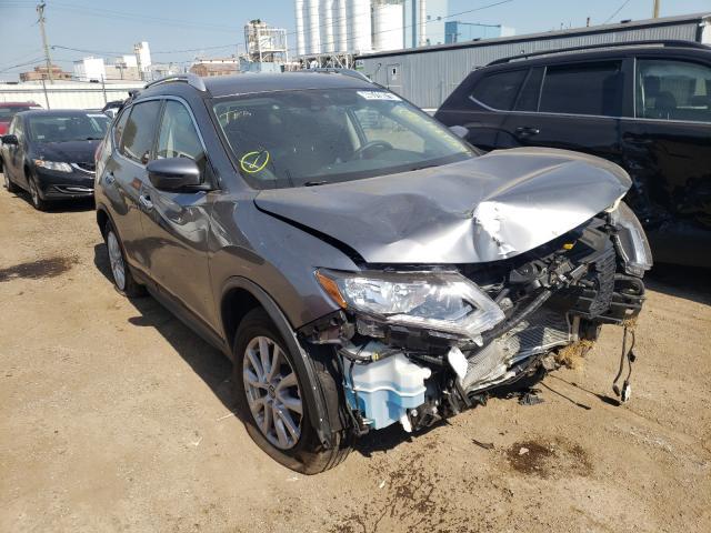 2020 Nissan Rogue S en venta en Chicago Heights, IL