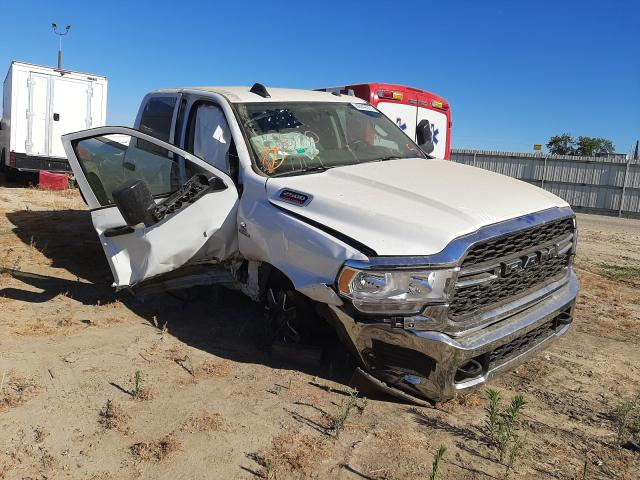 Salvage cars for sale from Copart Fresno, CA: 2020 Dodge RAM 2500 Trade
