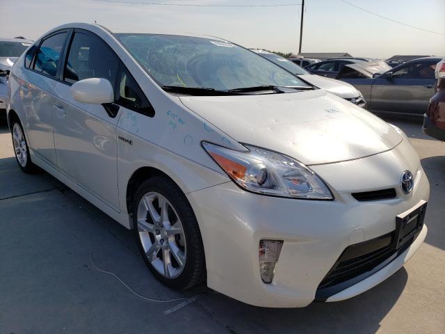 Toyota Vehiculos salvage en venta: 2014 Toyota Prius