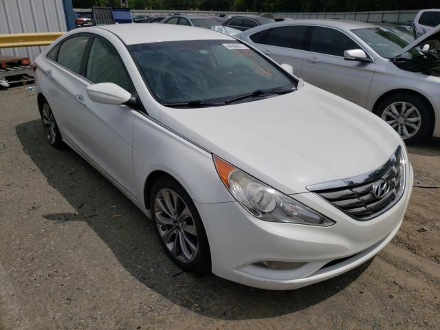 Salvage cars for sale from Copart Shreveport, LA: 2011 Hyundai Sonata SE