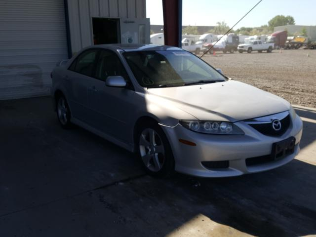 Salvage cars for sale from Copart Billings, MT: 2003 Mazda 6 S