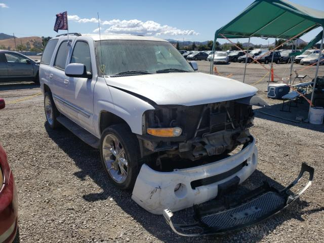 Salvage cars for sale from Copart San Martin, CA: 2004 GMC Yukon