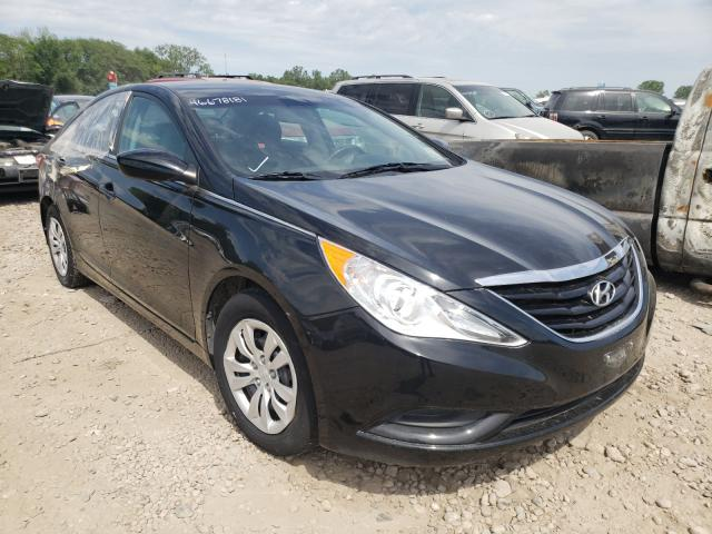 Salvage cars for sale from Copart Des Moines, IA: 2013 Hyundai Sonata GLS