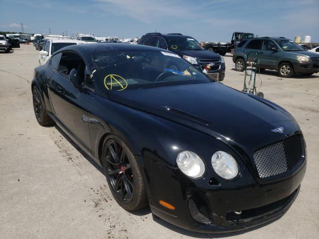 Bentley Continental salvage cars for sale: 2010 Bentley Continental