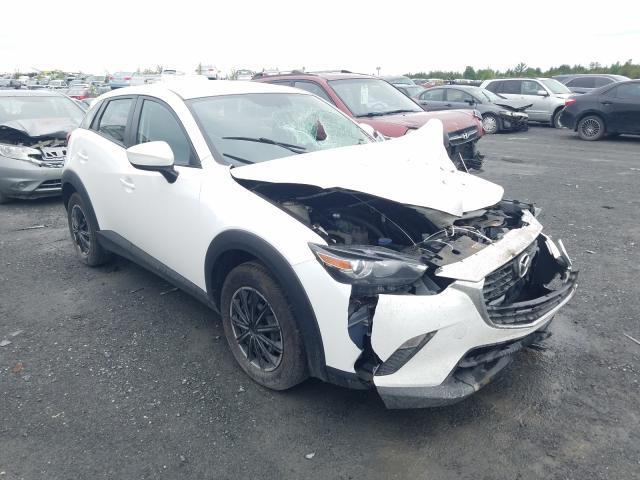 Mazda CX-3 salvage cars for sale: 2016 Mazda CX-3