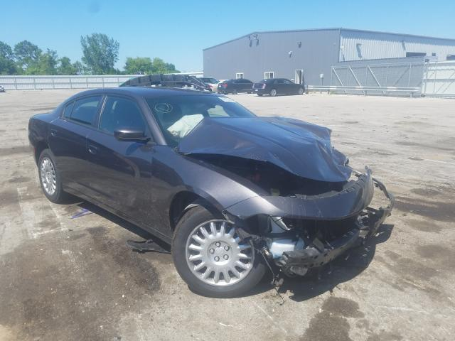Salvage cars for sale from Copart Dyer, IN: 2019 Dodge Charger PO