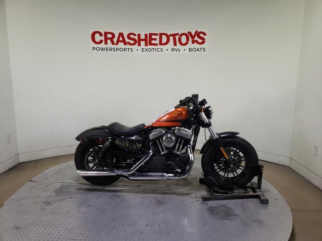 Vehiculos salvage en venta de Copart Dallas, TX: 2019 Harley-Davidson XL1200 X