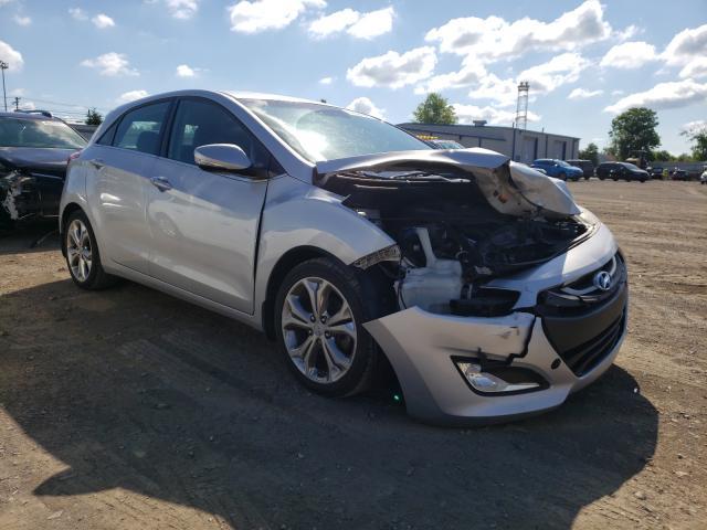 Vehiculos salvage en venta de Copart Finksburg, MD: 2014 Hyundai Elantra GT