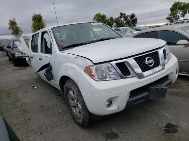 2013 NISSAN FRONTIER S 1N6AD0FR4DN762932