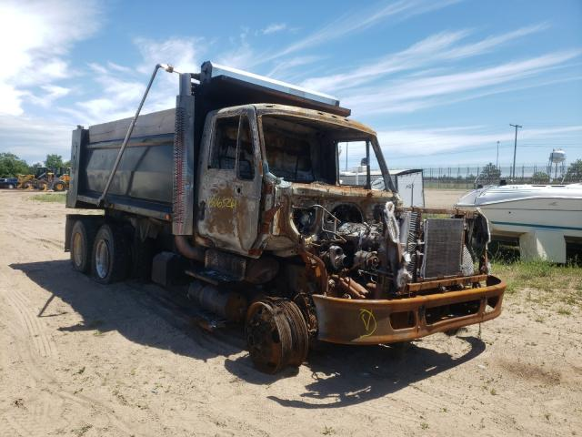 Salvage cars for sale from Copart Kincheloe, MI: 2007 International 7000 7500