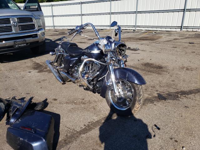 Harley-Davidson salvage cars for sale: 2003 Harley-Davidson Flhri