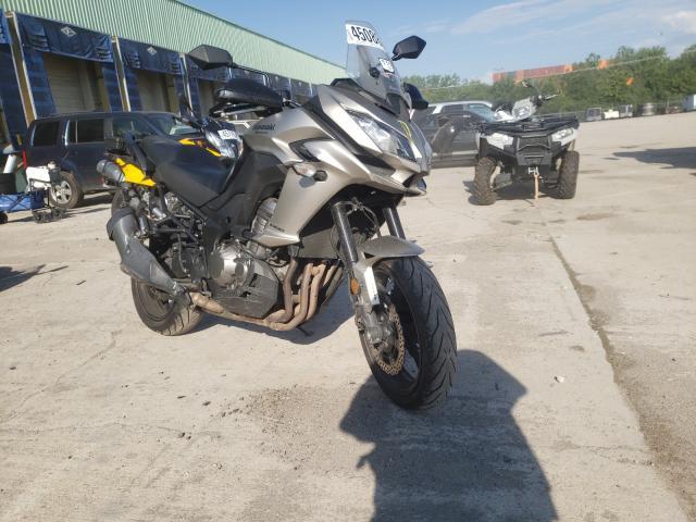 Salvage motorcycles for sale at Columbus, OH auction: 2016 Kawasaki LZ1000 B
