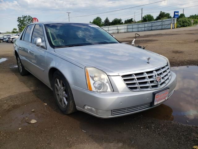 Salvage cars for sale from Copart Columbia Station, OH: 2011 Cadillac DTS Luxury