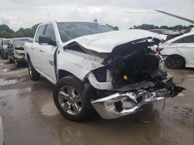 Salvage cars for sale from Copart Riverview, FL: 2018 Dodge RAM 1500 SLT