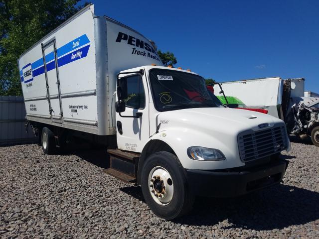 Freightliner salvage cars for sale: 2017 Freightliner M2 106 MED