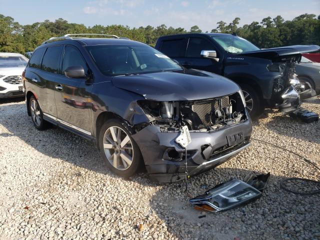 Nissan Vehiculos salvage en venta: 2013 Nissan Pathfinder