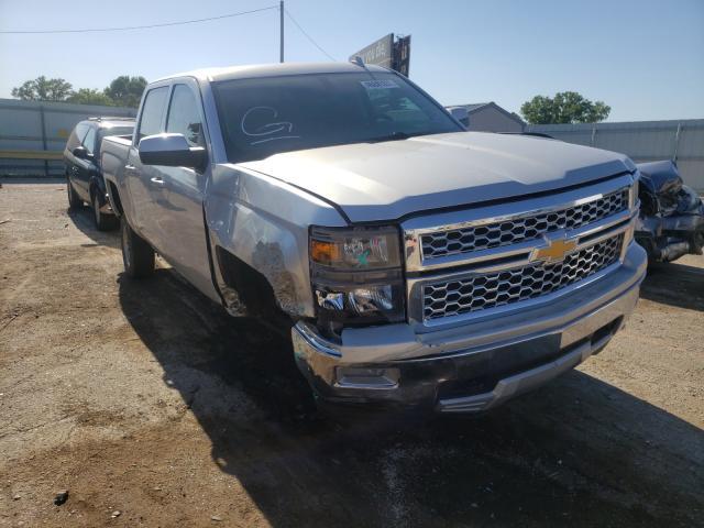 Salvage cars for sale from Copart Wichita, KS: 2014 Chevrolet Silverado