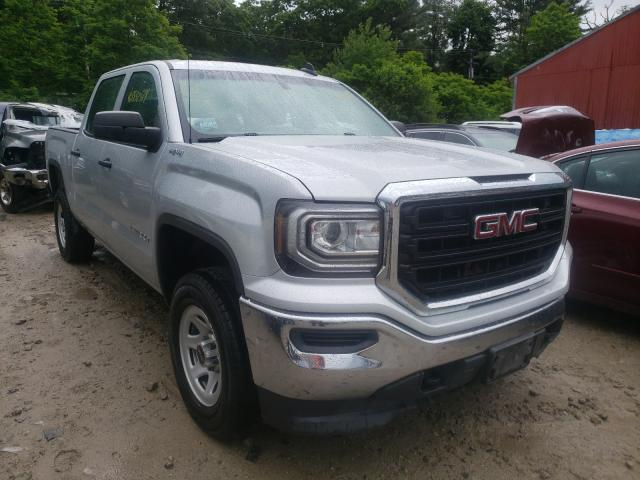 Salvage cars for sale from Copart Mendon, MA: 2016 GMC Sierra K15