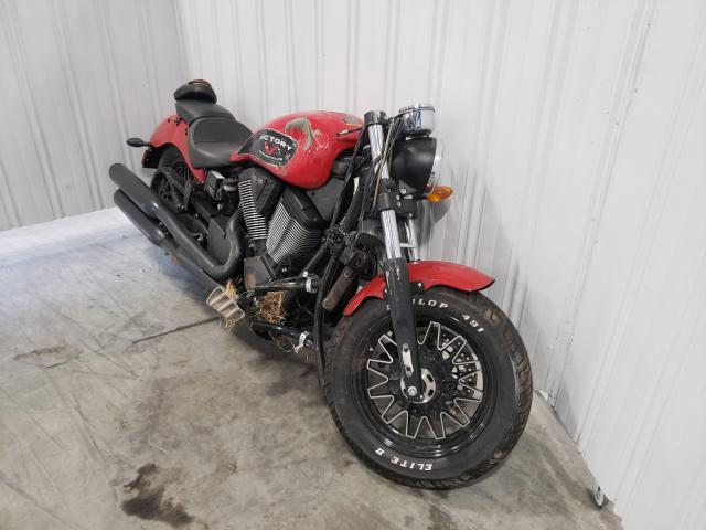 Salvage cars for sale from Copart Byron, GA: 2015 Victory Gunner