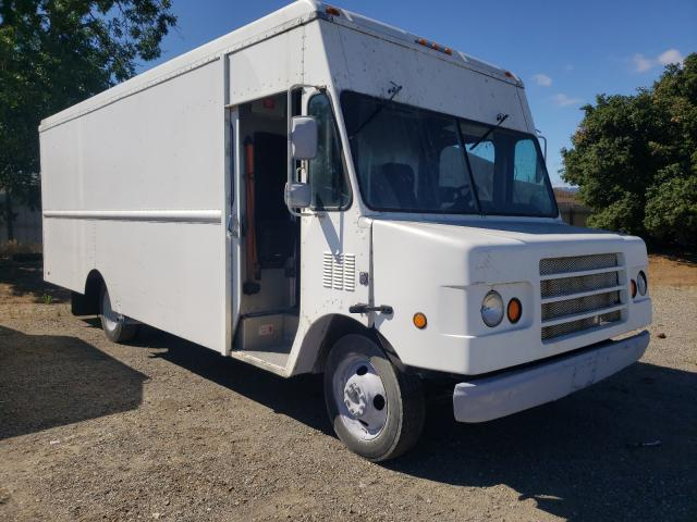 Workhorse Custom Chassis salvage cars for sale: 2002 Workhorse Custom Chassis Forward CO