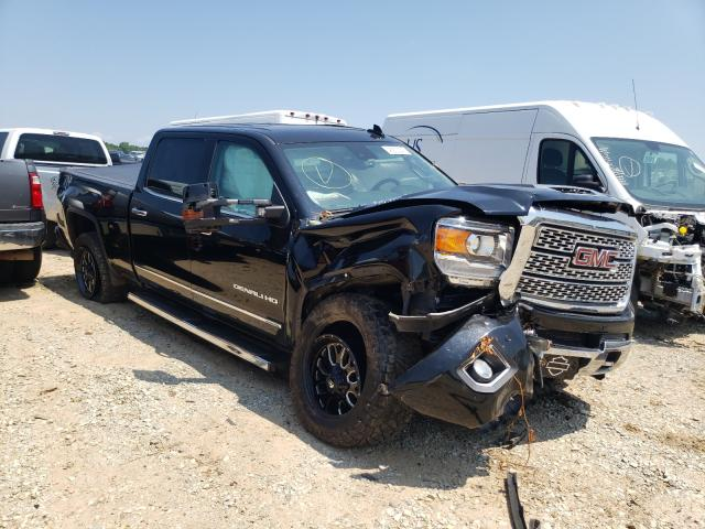 Salvage cars for sale from Copart Gainesville, GA: 2018 GMC Sierra K25
