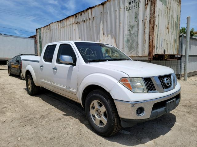Salvage 2007 NISSAN FRONTIER - Small image. Lot 46170531
