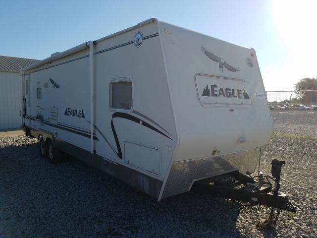 Salvage cars for sale from Copart Cicero, IN: 2004 Jayco Eagle