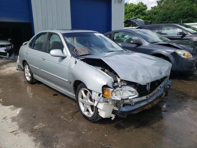 Vehiculos salvage en venta de Copart Glassboro, NJ: 2003 Nissan Sentra SE