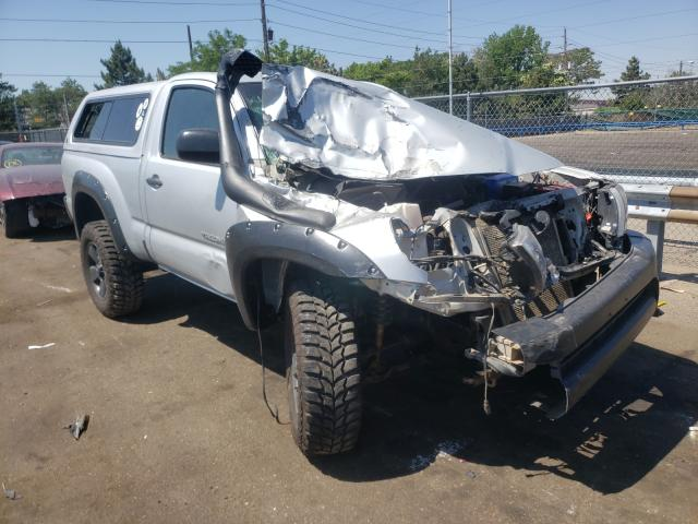 Salvage cars for sale from Copart Denver, CO: 2006 Toyota Tacoma