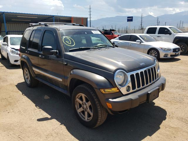 Hail Damaged Cars for sale at auction: 2005 Jeep Liberty LI