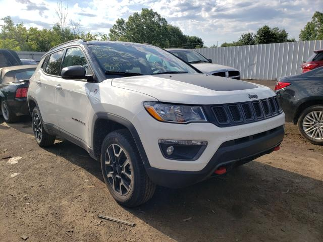 2021 Jeep Compass TR en venta en Columbia Station, OH