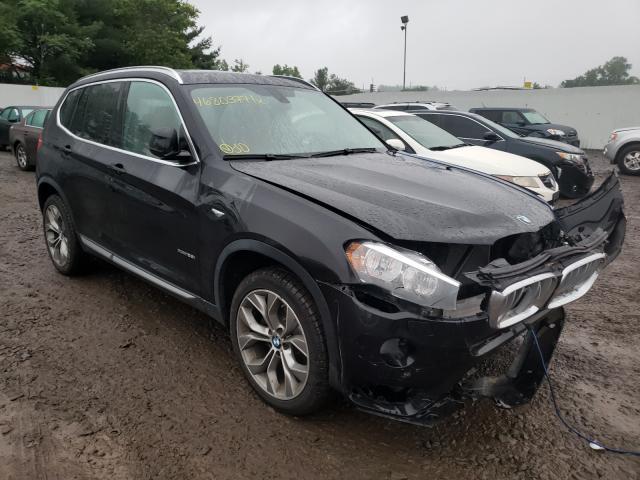 2017 BMW X3 XDRIVE2 5UXWX9C51H0T03901