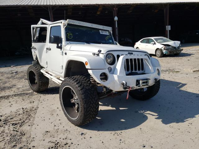 Salvage cars for sale from Copart Corpus Christi, TX: 2015 Jeep Wrangler U
