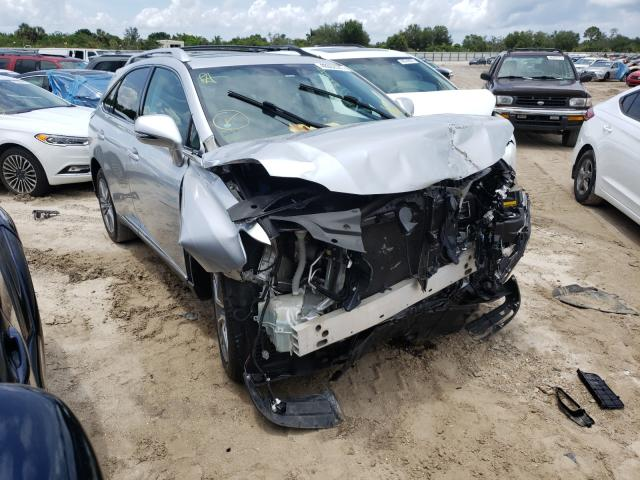Salvage cars for sale from Copart Punta Gorda, FL: 2015 Lexus RX 350