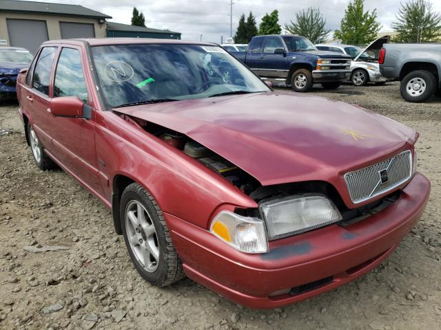 Salvage cars for sale from Copart Eugene, OR: 1998 Volvo S70