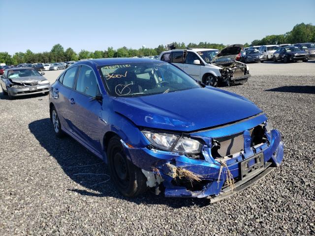 Honda Civic salvage cars for sale: 2016 Honda Civic
