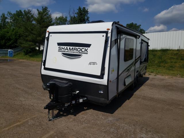 2021 WILDWOOD  SHAMROCK